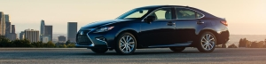 The Bolder Hybrid: Lexus Es 300H Gets New Look And Luxury For 2016