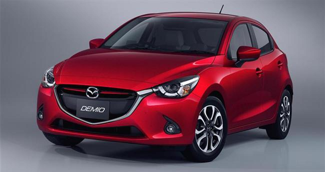 All-New 2016 Mazda2 Makes Global Debut