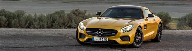 The new Mercedes-AMG GT: Driving performance for sports car enthusiasts