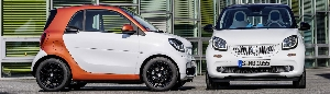 The All-New 2016 Smart fortwo