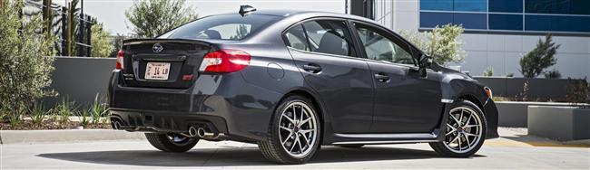 Subaru Introduces 2016 WRX And WRX STI Models