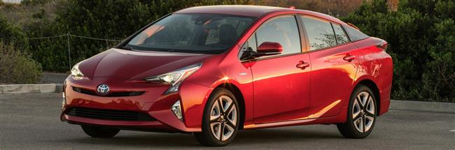Return of the Disrupter: All-New 2016 Toyota Prius Rewrites the Hybrid Rule Book It Created