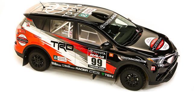 Rally RAV4 Racing Program Poised to Win