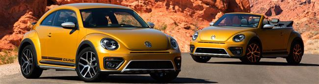 2016 Beetle Dune Broadens The Beetle Lineup With New Design And Premium Features