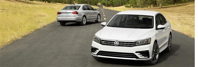 Volkswagen Unveils New 2016 Passat With Striking Design, Innovative Technology And Enhanced Value