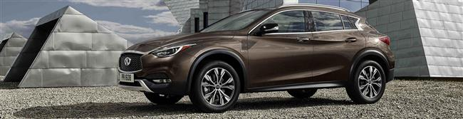 Infiniti QX30: A Premium Active Crossover For All Purposes