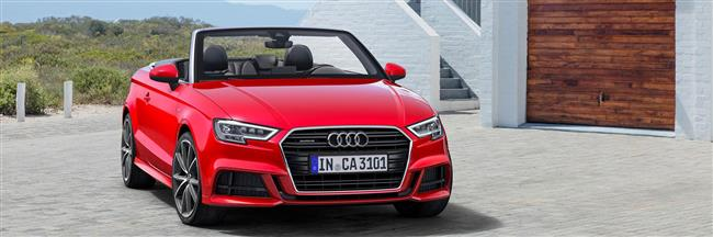Audi of America's 2017 A3 model line brings advanced technologies to the premium entry-segment buyer