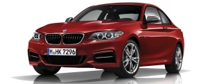 The new 2017 BMW 2 Series now featuring the latest generation of BMW TwinPower Turbo engines