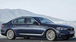 The All-New 2017 BMW 5 Series: Performance, Redefined