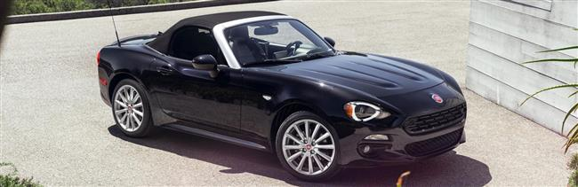 All-New 2017 Fiat 124 Spider Revives Legendary Nameplate With Iconic Italian Styling And Dynamic Driving Experience
