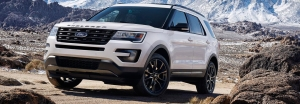 As SUV Demand Grows, Ford Expands Popular Explorer Line With New XLT Sport Appearance Package For 2017