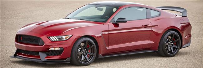 New Standard Features, Fresh Colors For 2017 Ford Shelby GT350 Mustang