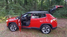 Driving Impressions: 2017 JEEP COMPASS LIMITED 4X4