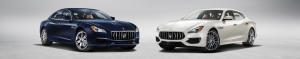 The New Quattroporte: Restyling And Range Strategy For A New Product Experience