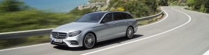 The all-new MY2017 Mercedes-Benz E-Class Wagon