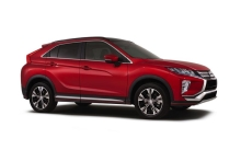 Global Premiere Of Mitsubishi Eclipse Cross At The Geneva International Motor Show 2017