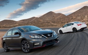 2017 Nissan Sentra NISMO Makes World Debut At Los Angeles Auto Show