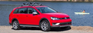 2017 Golf Alltrack: Volkswagen's Stylish And Sophisticated Wagon Is Ready For Adventure