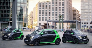 World premiere for the fourth generation smart electric drive - Electrification of all smart models