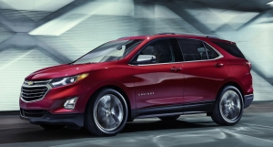 Chevrolet Introduces All-New 2018 Equinox