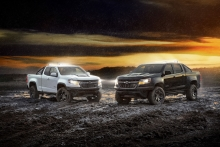 ZR2 Midnight And Dusk Editions Expand Choices In 2018 Chevrolet Colorado Lineup