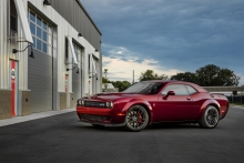 New Challenger SRT Hellcat Widebody Completes Dodge's Most Powerful Muscle Car Lineup Ever For 2018