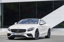 The 2018 Mercedes-Amg Coupe And Cabriolet