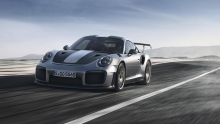 New 2018 911 GT2 RS With 700 HP, Rear-Wheel Drive, Race-Bred Chassis, And Rear Axle Steering