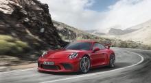 The New 2018 Porsche 911 GT3
