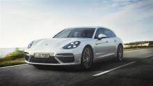 The New 2018 Porsche Panamera Turbo S E-Hybrid Sport Turismo