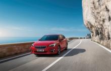 Subaru Impreza Premieres At The 67Th Frankfurt International Motor Show