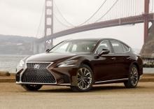 Lexus Reimagines Its Global Flagship Sedan