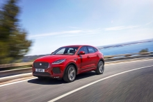 2018 Jaguar E-Pace: A Compact Performance Suv With Sports Car Looks