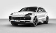 The New 2019 Porsche Cayenne Turbo