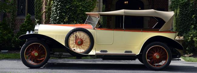 The Isotta Fraschini Tipo 8