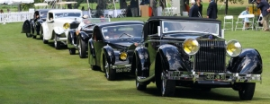 Concours d'Elegance of America : The Patterson Collection