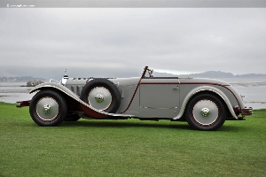 Pebble Beach Concours d'Elegance : Best of Show