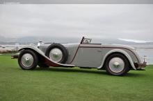 1928 Mercedes-Benz 680 S