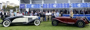 Amelia Island Concours : Best in Show Concours d'Elegance