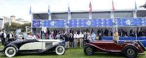 The Amelia Island Concours d'Elegance : Detailed Report