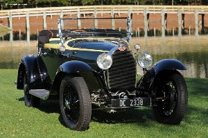 The Bugatti Type 40A