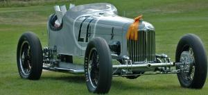 Miller Championship Race Car