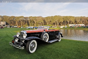 Duesenberg Model J with Coachwork by Brunn