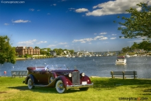 Greenwich Concours : American Cars