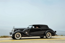 Packard 1508 Convertible Victoria by Rollston