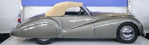 The Alfa Romeo Tipo 256