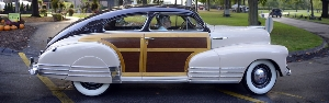 The 1947 Chevrolet Fleetline
