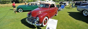 1950 Ford German Special