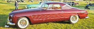 The 1953 Cadillac Series 62 by Ghia