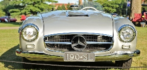 The Mercedes-Benz 190SL Prototype